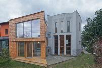 kommentare zu wohnhaus anbau in wien von ralf bock maximaler kontrast architektur und. Black Bedroom Furniture Sets. Home Design Ideas