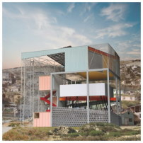 UCSD Cross-Border Community Station – Tijuana, Estudio Teddy Cruz + Fonna Forman