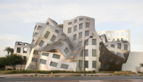 Las Vegas, Lou Ruvo Center for Brain Health von Frank Gehry