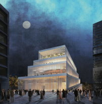 3. Preis: David Chipperfield Architects (Berlin)