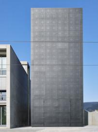 Architekten Luxemburg pelletsilo paul bretz in luxemburg ein leuchtend rational