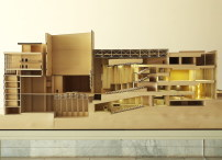Tabanlioglu Architects, AKM Ataturk Cultural Center, Model 2012