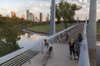 SWA Group: Buffalo Bayou Park, Houston/USA, 2015