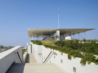 Stavros Niarchos Foundation Cultural Centre in Kallithea