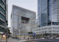 Amorepacific Headquarters, Seoul, David Chipperfield Architecture