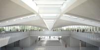 Und so könnte sie bald aussehen: gmp Architekten planen ein zweites Geschoss sowie ein zentrales Atrium.