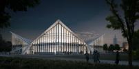 Nun plant die Stadt die Sanierung nach einem Konzept von gmp Architekten.