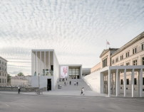 James-Simon-Galerie, David Chipperfield Architects, Berlin