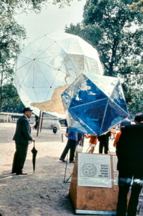 Buckminster Fuller Papers, Standford University Special Collections, Courtesy of the Estate of R. Buckminster Fuller
