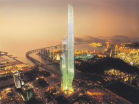 Busan World Business Center, S�dkorea, Fertigstellung bis 2011