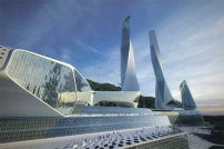 Penang Global City Center, Malaysia Geplante Fertigstellung 2012