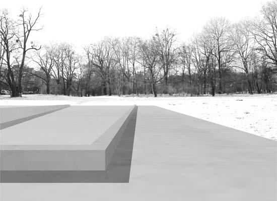 Abschlussarbeit architektur des todes krematorium for Architektur master berlin