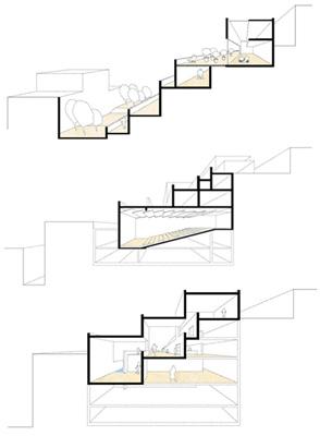 Abschlussarbeit centro garcia lorca in granada - Uni dresden architektur ...