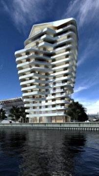 Projektvorstellung in Hamburg / Marco Polo Tower - Architektur und ...
