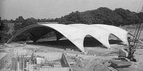 Zum Tod Von Heinz Isler Pionier Der Schale Architektur