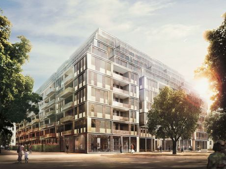 eike becker architekten berlin architekten baunetz. Black Bedroom Furniture Sets. Home Design Ideas