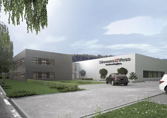 SimonsVoss Technologies GmbH / Firmenportrait | BauNetz.de