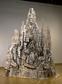 Diana Al-Hadid: Forever (blank) Matter, 2009