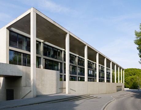 Paul bretz architectes luxembourg architekten baunetz - Architekten luxemburg ...