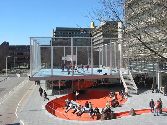 Basket Ball Court Under The Garage Forum Archinect